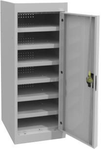 Laptop Lockers - 7 Tier - Single Door - commercial traders office furniture
