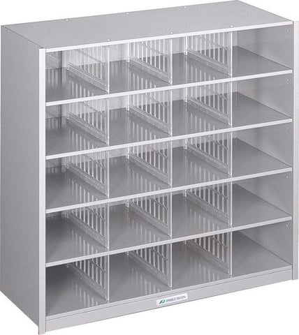 Pigeonhole - 20 slot - commercial traders office furniture