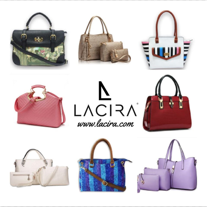 Lacira Handbags for every occasion in 2016
