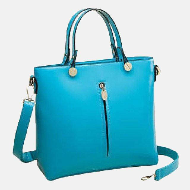 Lacira Stylish & Sleek bag-Blue