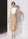 GINNY Pearl Pocket Skirt