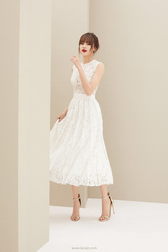 COSETTE Lace Dress