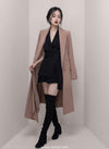 ROSALEEN Coat with Scarf