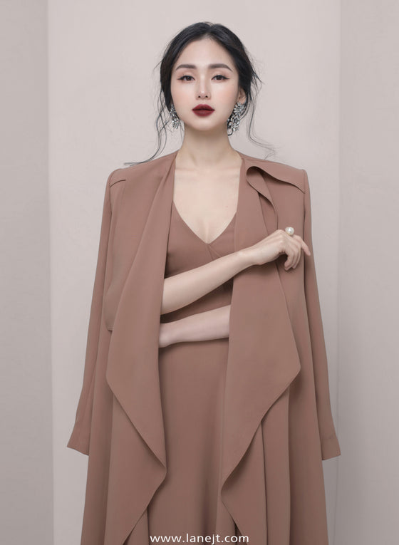 Waterfall Duster Coat