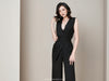 AMELIA Jumpsuit With Wide Leg