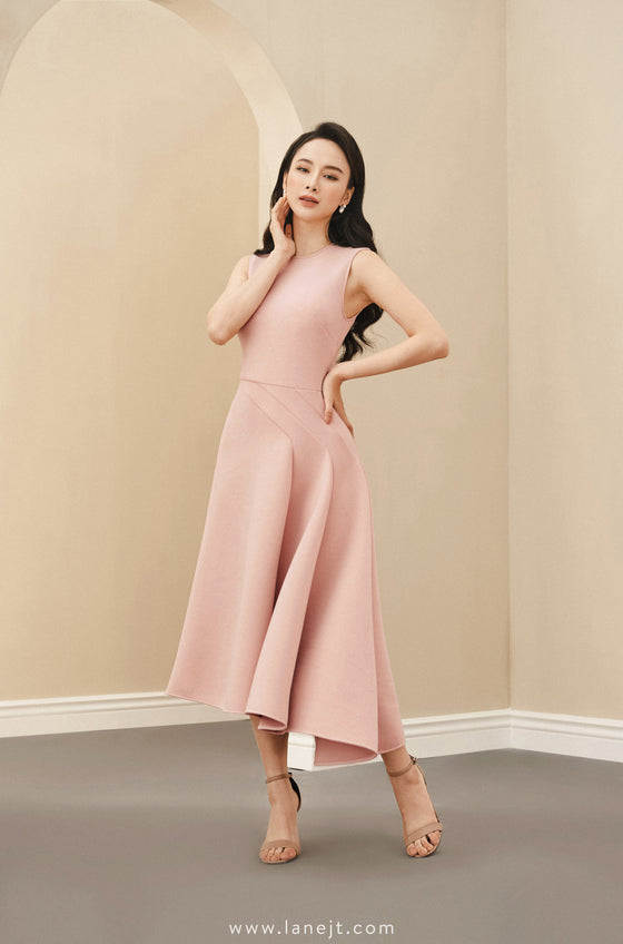 ANGELINE Midi Dress