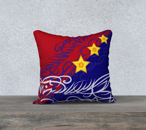 Americana 18 x 18 Pillow case only