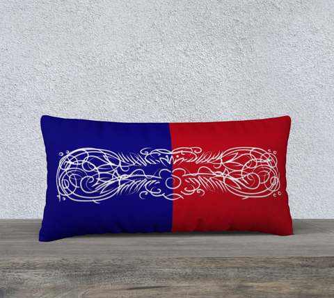 Blue White and Red Sleep (case only)