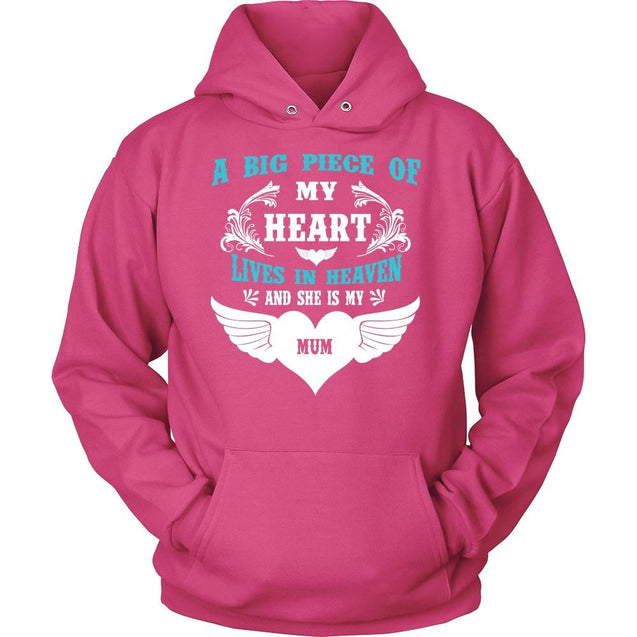 Apparel - A Big Piece Of My Heart My Mum
