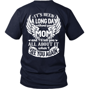 Apparel - A Long Day Without You Mom 2