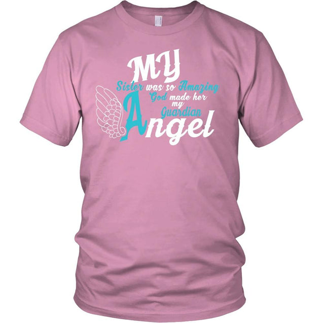 Apparel - My Sister Is My Guardian Angel