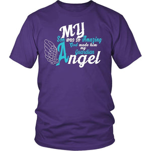 Apparel - My Son Is My Guardian Angel