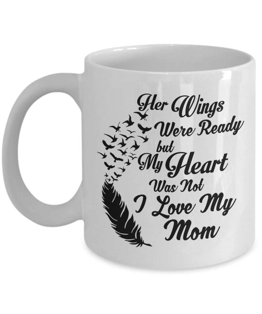 Coffee Mug - I Love My Mom Coffee Mug