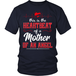 Heartbeat of a mother of an angel