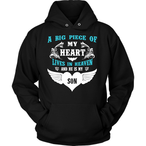 Hoodie - A Big Piece Of My Heart