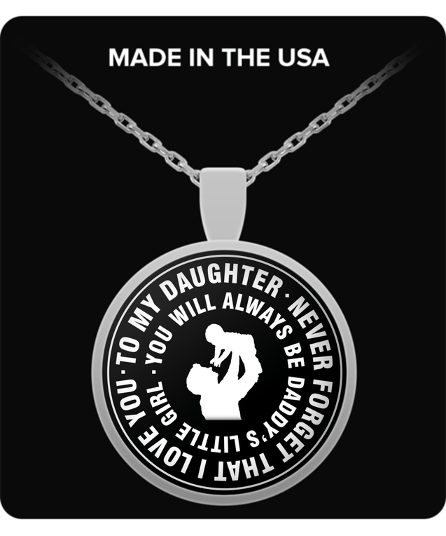 Necklace - Daddy's Little Girl