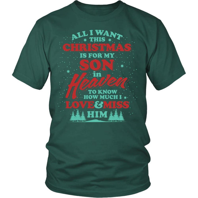 T-shirt - All I Want This Christmas T-Shirts