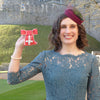 A Coquette for Elisabeth's MBE Investiture