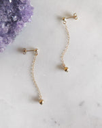 CLASSIC DROP EARRINGS- 14k Gold