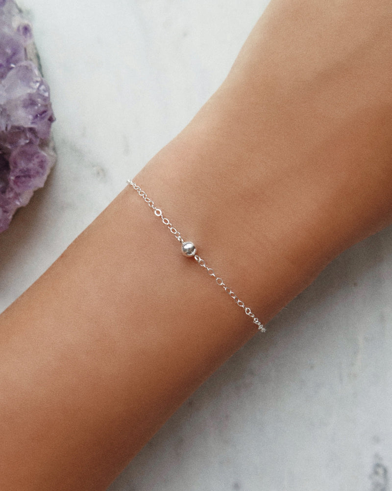 CLASSIC BRACELET- Sterling Silver