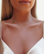CLASSIC NECKLACE- Sterling Silver