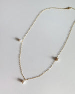 PEARL NECKLACE SET (10% off)- 14k Gold