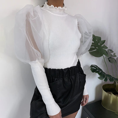 Hana Puff Sleeve Top