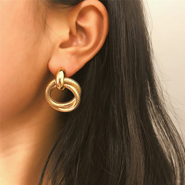 Enzo Earrings