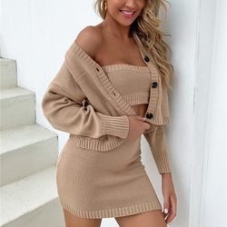 Saylor Knitted Co-ord Set