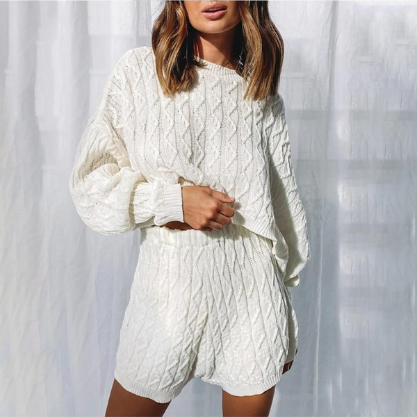 Dillon Knitted Two Piece Set