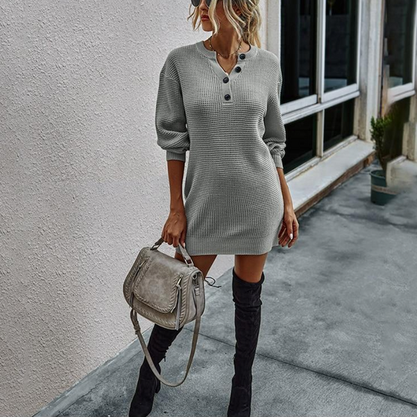 Bari Knitted Dress