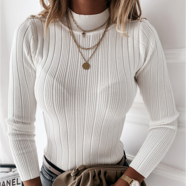 Jaci Knitted Top