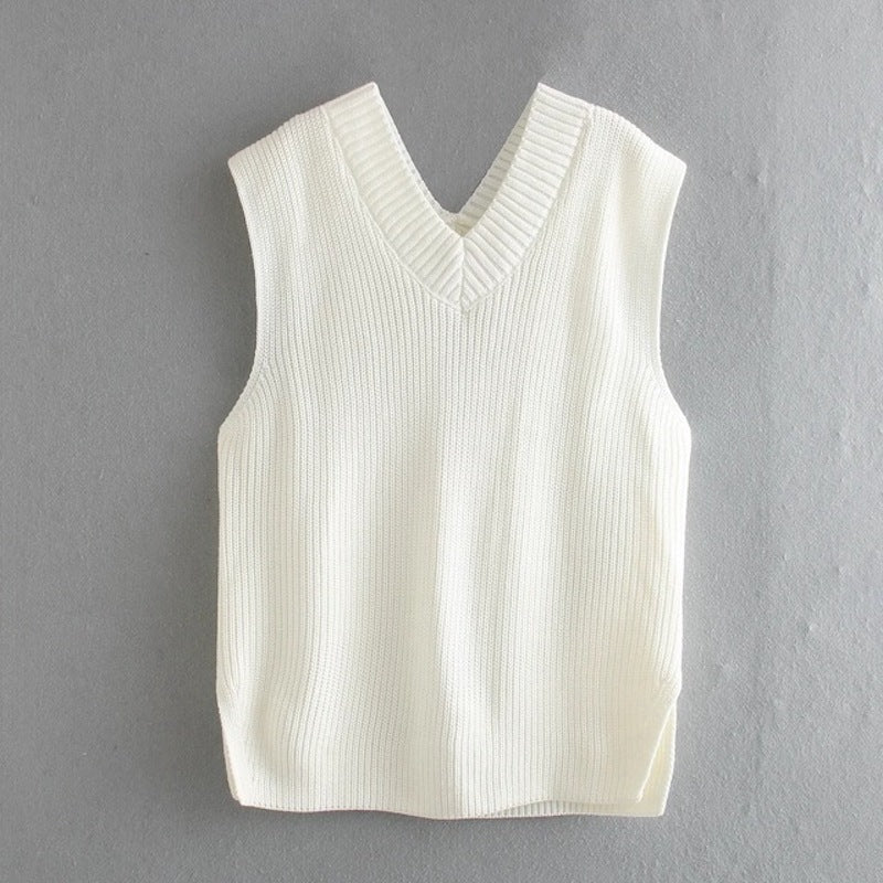 Prisha Knitted Vest Top