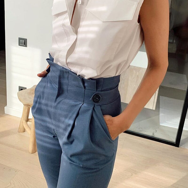 Zenia High Waisted Pants