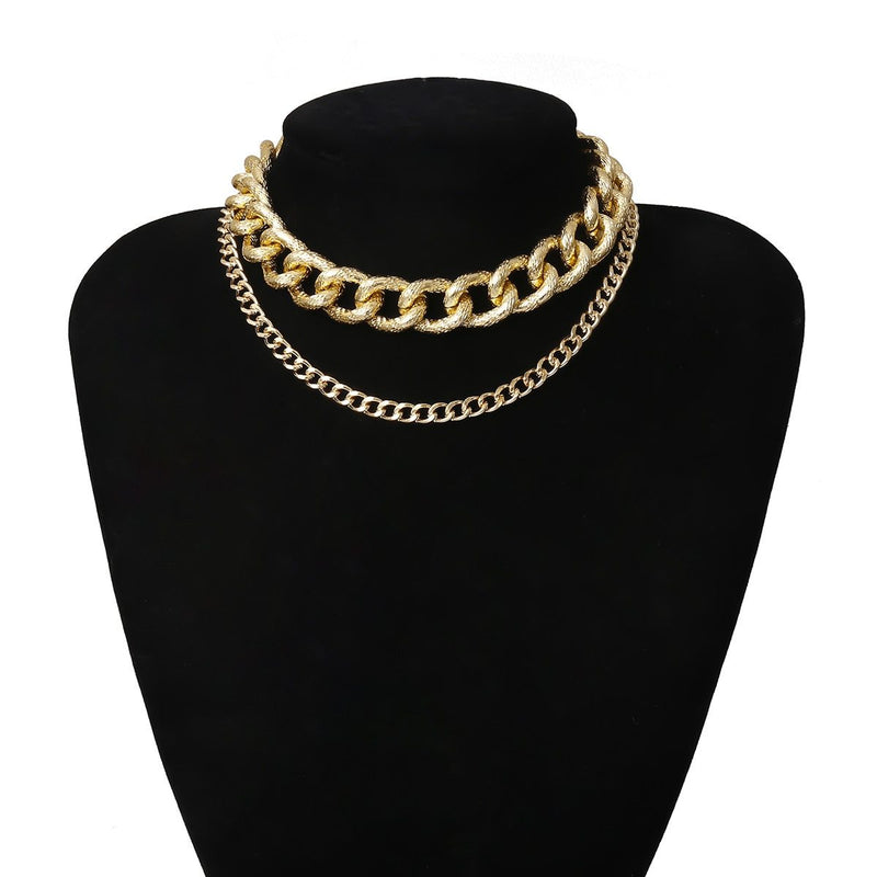 Theo Layered Necklace