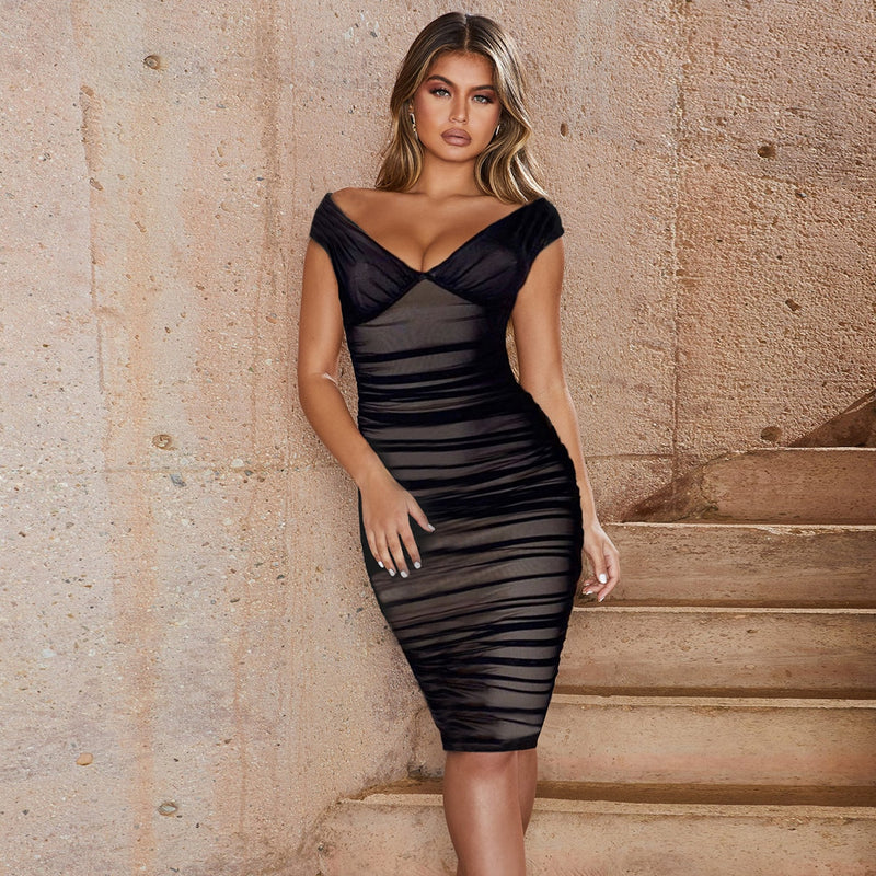 Carina Midi Dress