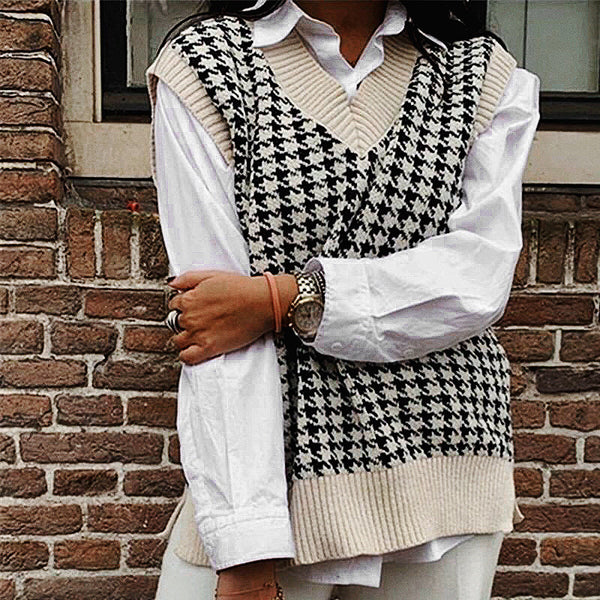 Lita Knitted Vest Top