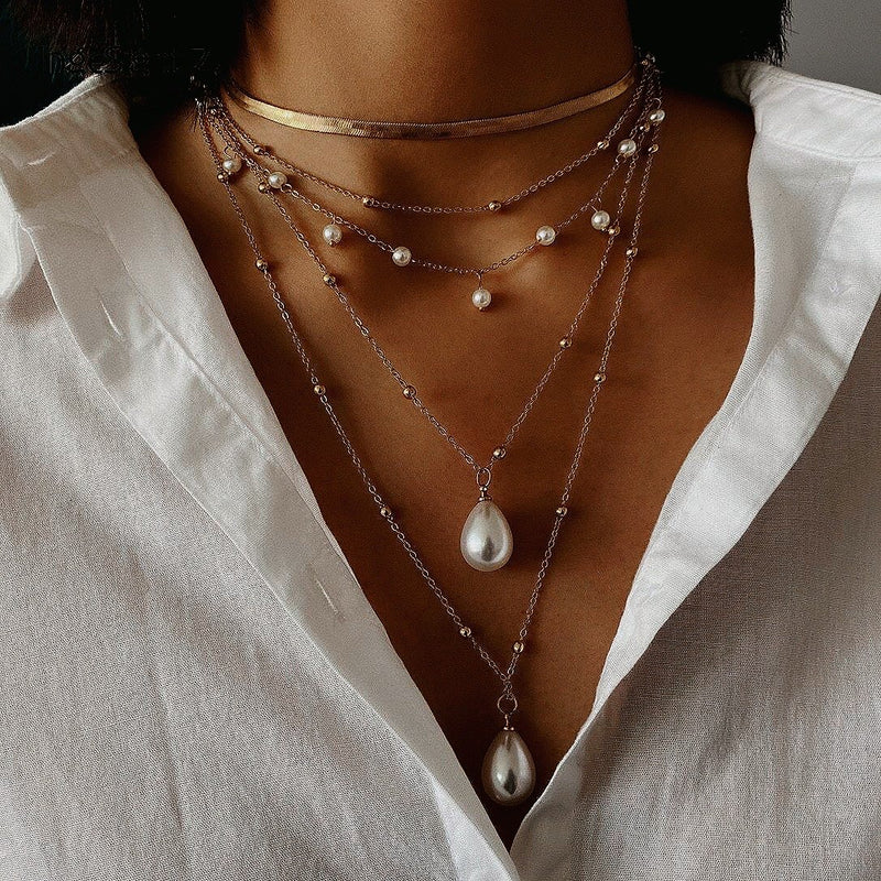 Cranford Layered Necklace