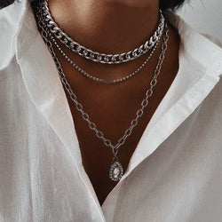 Etta Layered Necklace