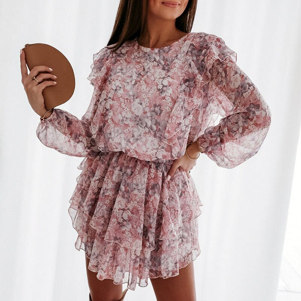 Dorsett Ruffle Dress