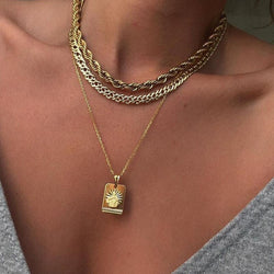 Fetch Layered Necklace
