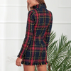 Kobo Tweed Dress