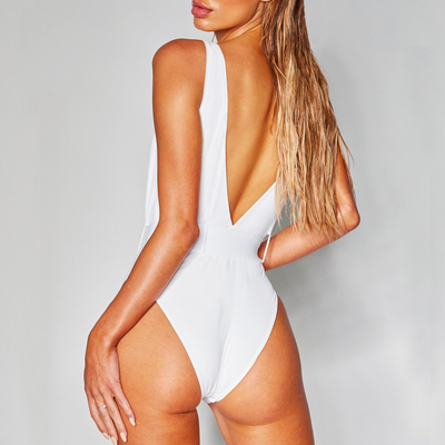 Lumi Belted Swimsuit