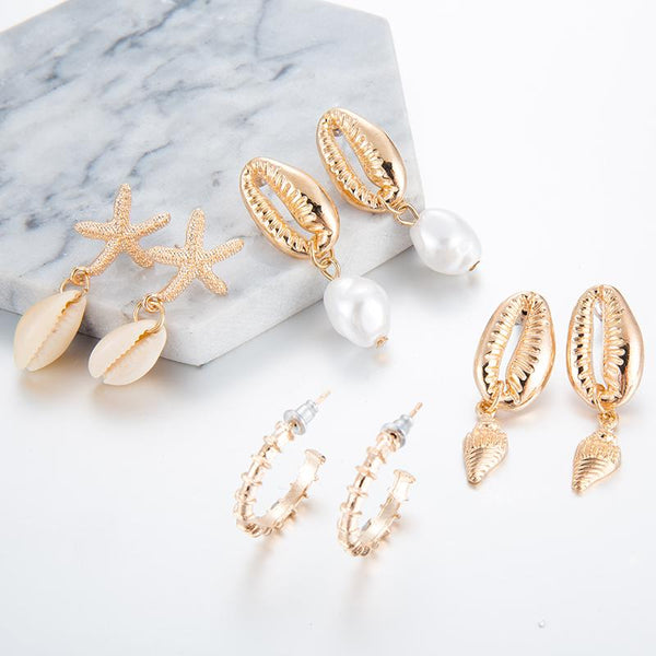 Abella Earring Set