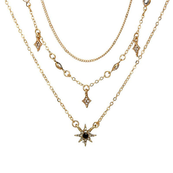 Thalia Layered Necklace