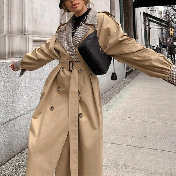 Nandita Trench Coat