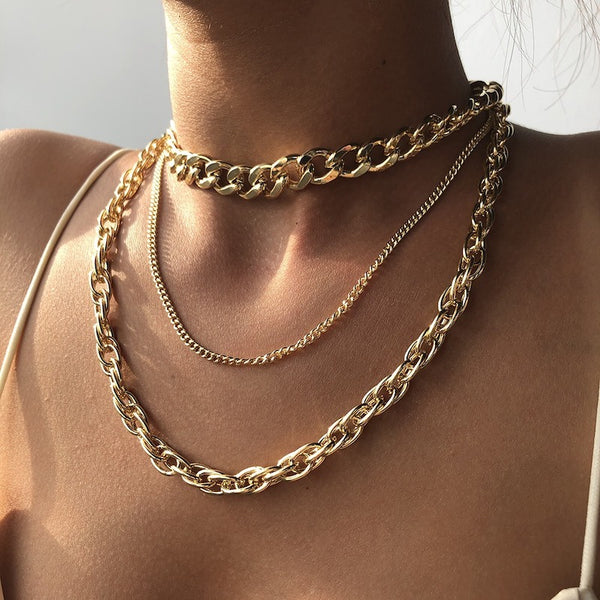 Vanni Layered Necklace