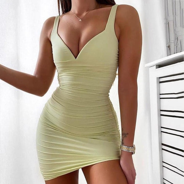 Angelina Mini Dress