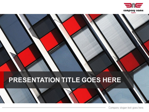 Buy Animated Business PowerPoint Template