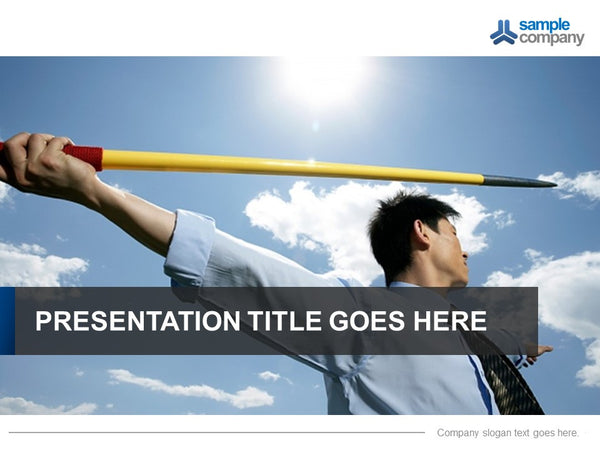 Animated PowerPoint Template – Business Template 2